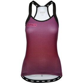 Bioracer Vesper Tank Top Women, red blitzz